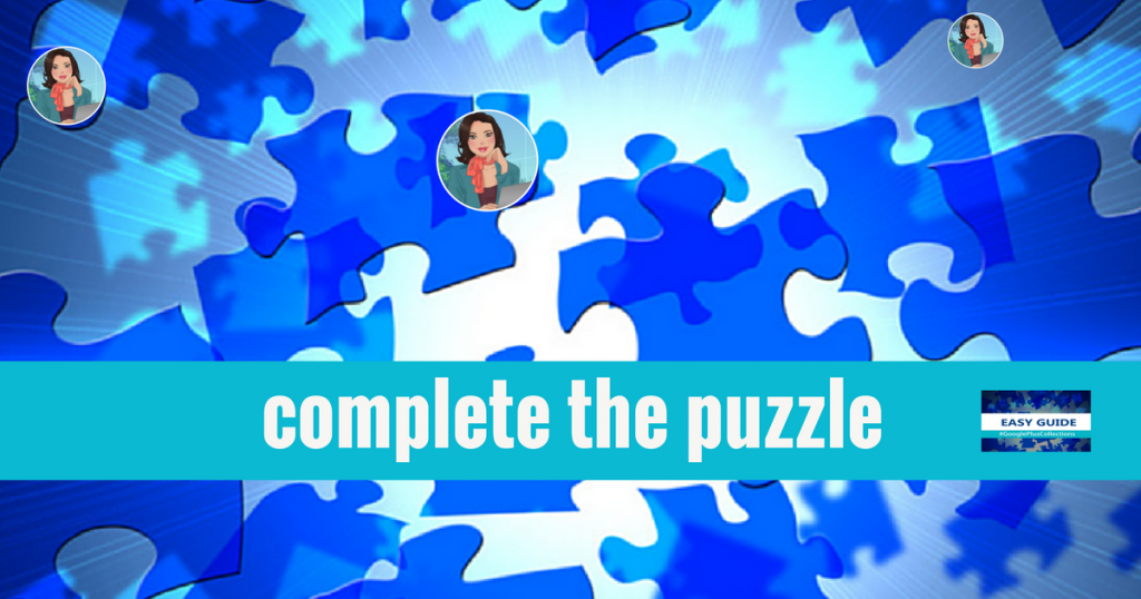 Listen and Complete The Puzzle with Google Collections