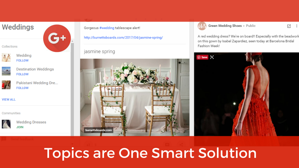 Topics One Smart Solution Takes 5 Clicks
