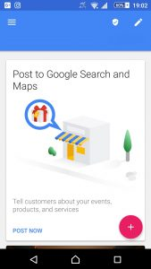 publish directly to Search and maps