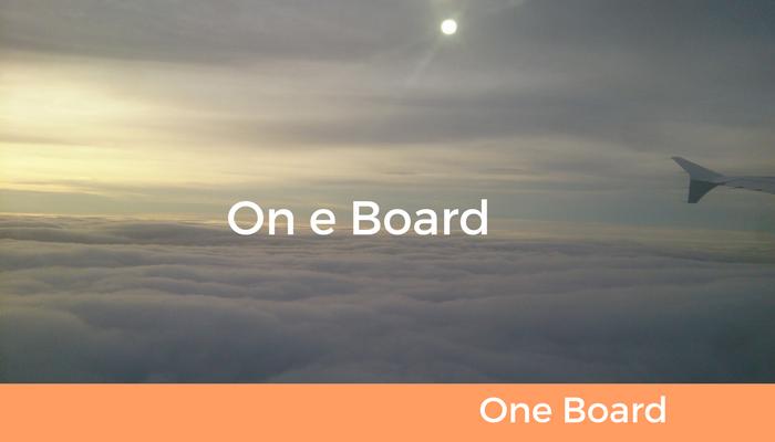 On e Board