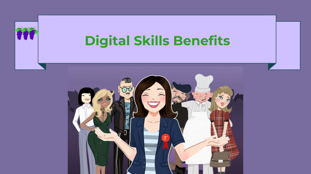 digital skills benefits