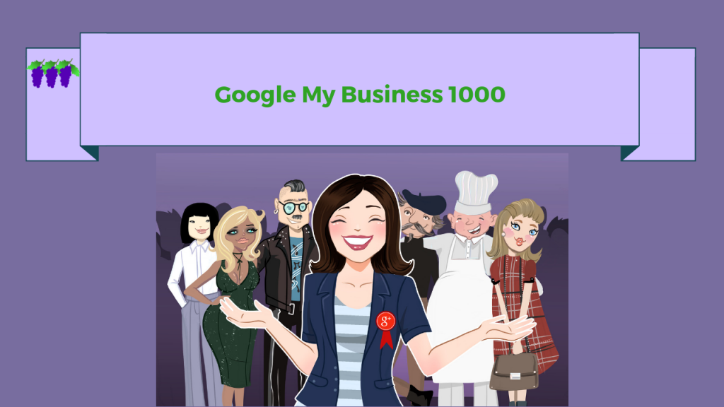 Google My Business 1000