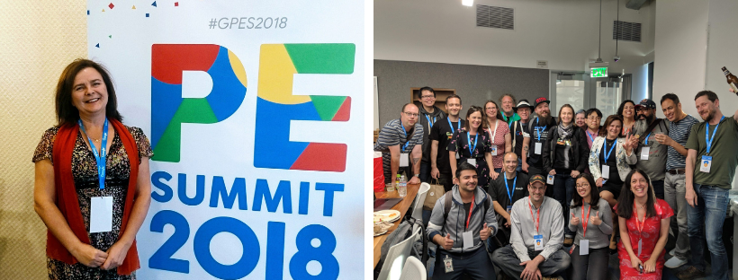 Google Product Experts Summit 2018
