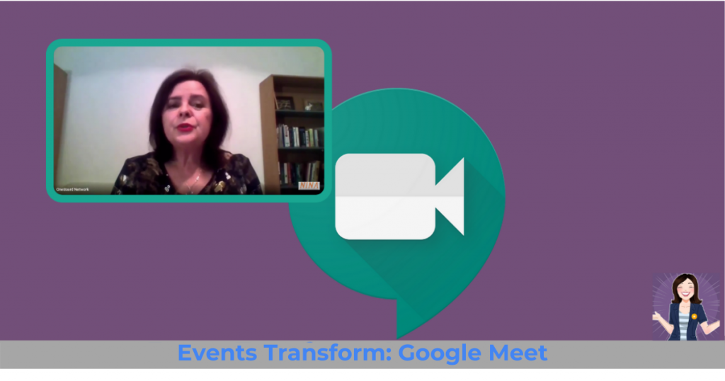 events transform google meet