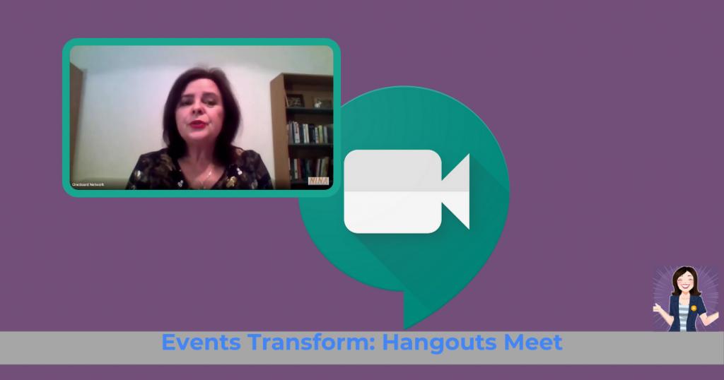 events transform hangouts meet