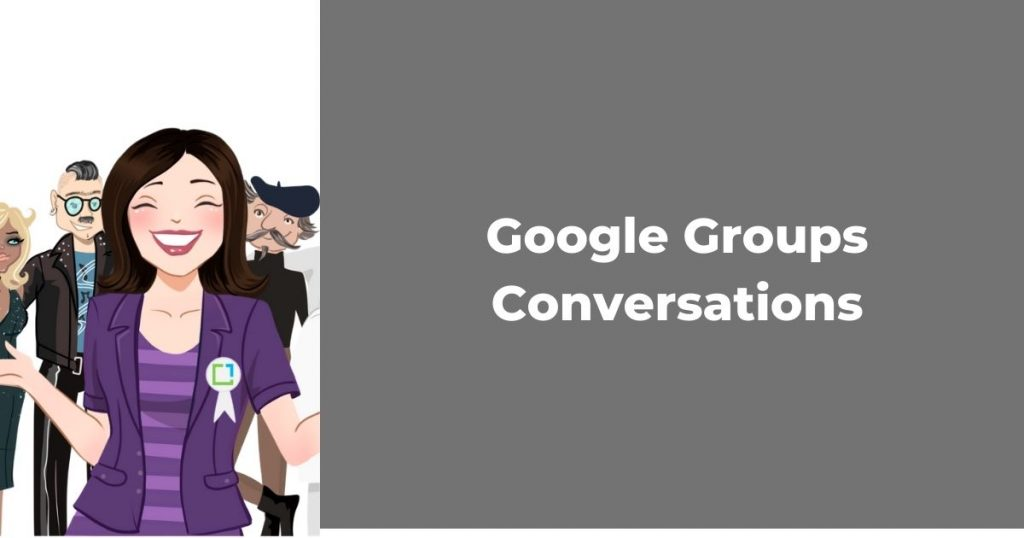 Google Groups Conversations